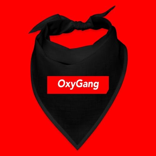 OxyGang: Red Box Products - Bandana