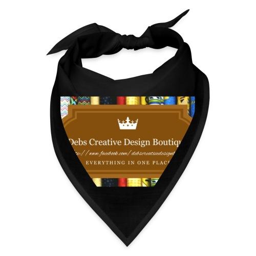 Debs Creative Design Boutique with site - Bandana
