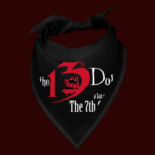 The 13th Doll Logo - Bandana
