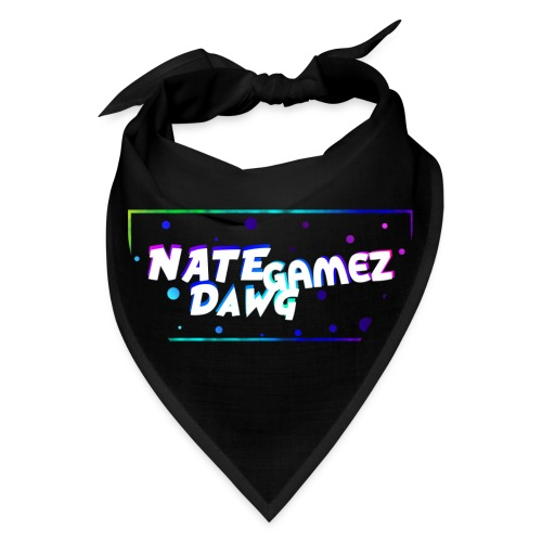 NateDawg Gamez Merch - Bandana