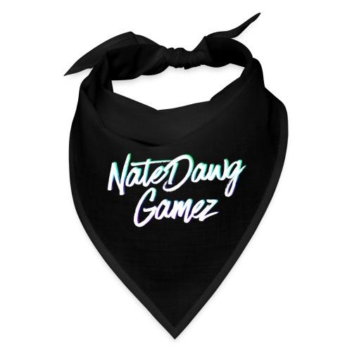 Newel Black Painted tp Nate- - Bandana
