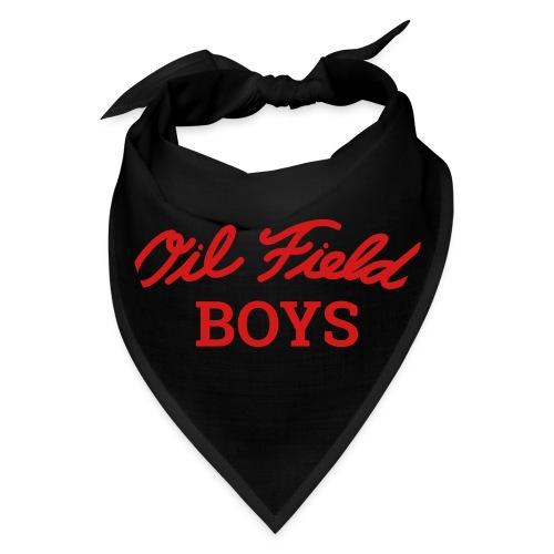 Oil Field Boys Red - Bandana