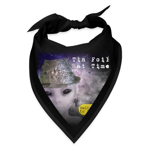 Tin Foil Hat Time (Space) - Bandana