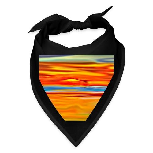 Orange rise - Bandana
