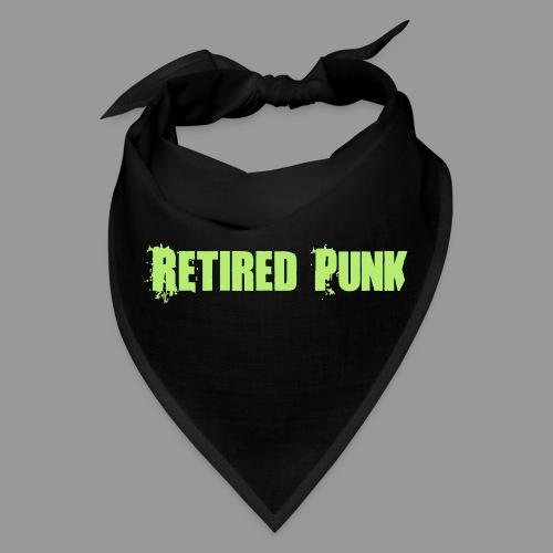 Retired Punk - Bandana