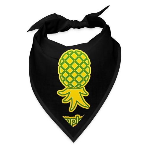 Swingers - Pineapple Time - Transparent Background - Bandana