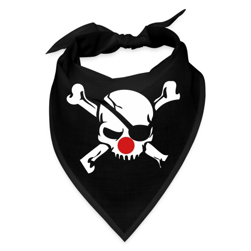 Jolly Roger Clown - Bandana