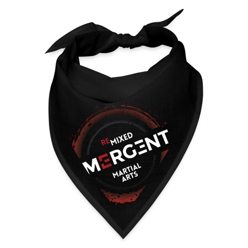 badge emergent back dark - Bandana