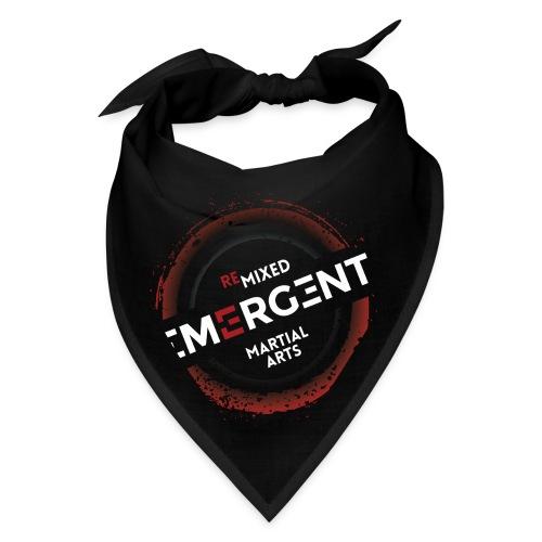 badge emergent back dark - Bandana