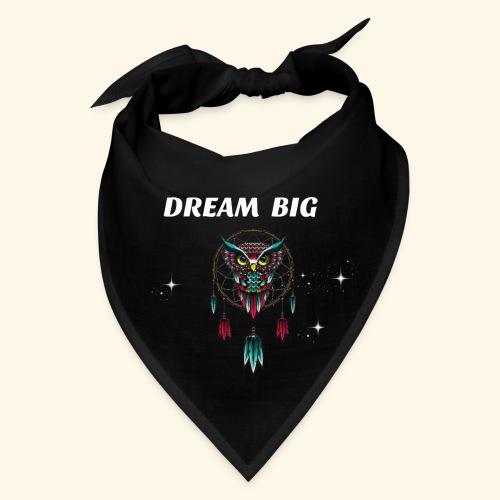 DREAM BIG OWL - Bandana