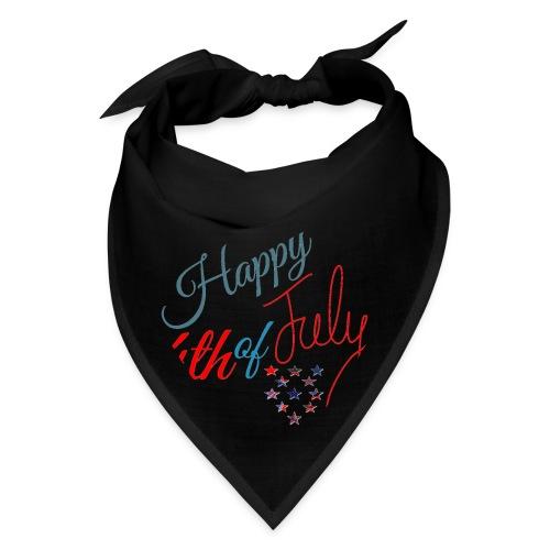 Happy 4th of July - Bandana