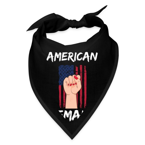 AMERICAN FEMALE - Bandana
