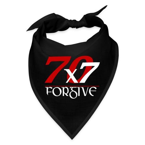 Forgive 70 x 7 times - Bandana