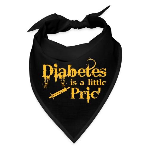 Diabetes Is A Little Prick - Bandana
