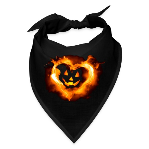 Halloween Heart - Bandana