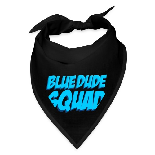 Bluedudesquad png - Bandana