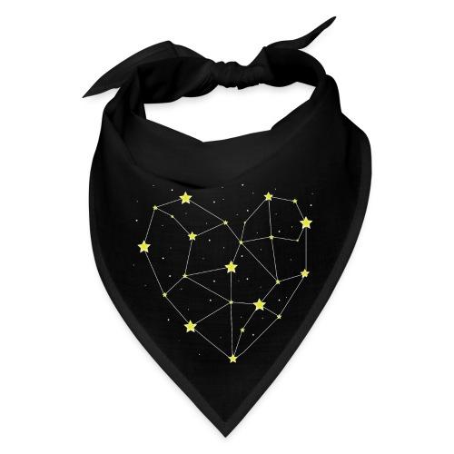 Heart in the Stars - Bandana