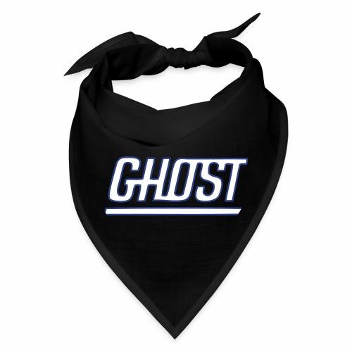 ghosttextsmall - Bandana