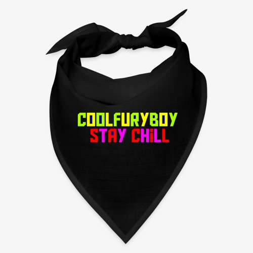 CoolFuryBoy - Bandana