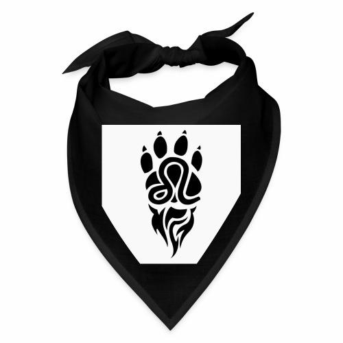 Black Leo Zodiac Sign - Bandana