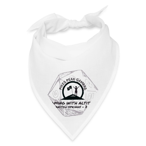Pikes Peak Gamers Convention 2018 - Accessories - Bandana