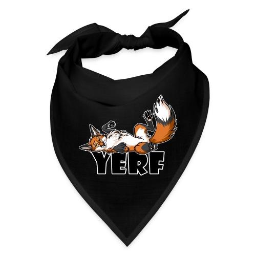 Lazy YERF FOX / FOXES - Bandana