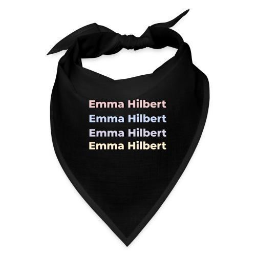 Emma Hilbert All over - Bandana