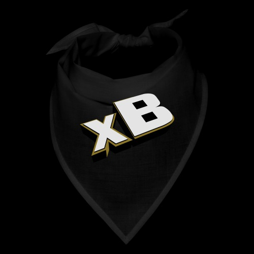 xB Logo (Gold) - Bandana