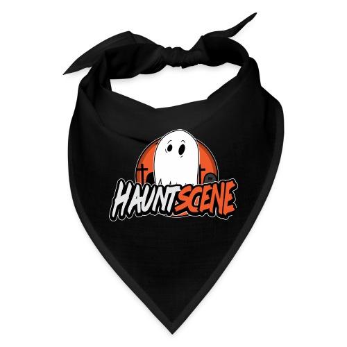 HauntScene Modern Logo 2020 - Bandana