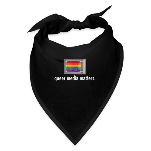Queer Media Matters Accessories - Bandana