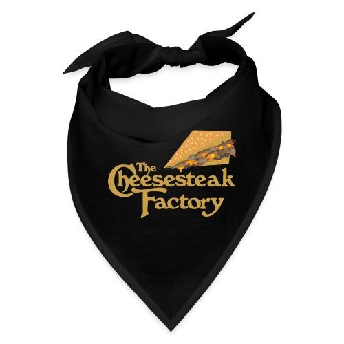 The Cheesesteak Factory - Bandana