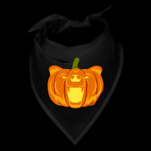 Pumpkin Bear - Bandana