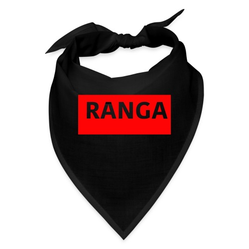 Ranga Red BAr - Bandana