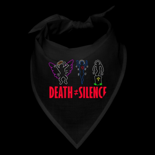 Death Does Not Equal Silence - Bandana