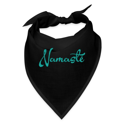 Namaste Script - Bandana