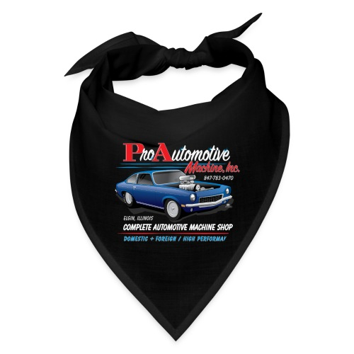 ProAutoTeeDesign062317fin - Bandana