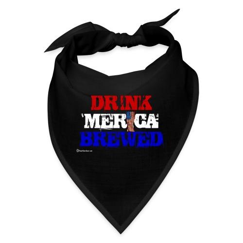 Drink Merica Brewed - Bandana