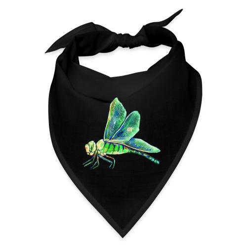 green dragonfly - Bandana