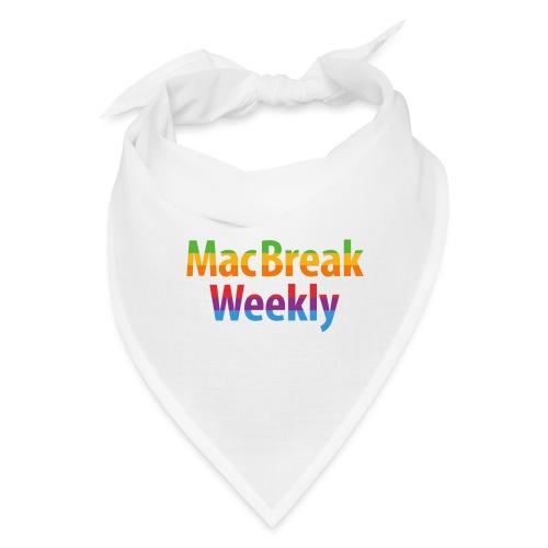 MacBreak Weekly podcasts - Bandana