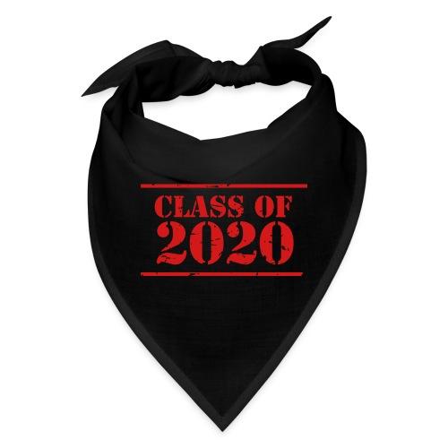 Class of 2020 stencil - Bandana