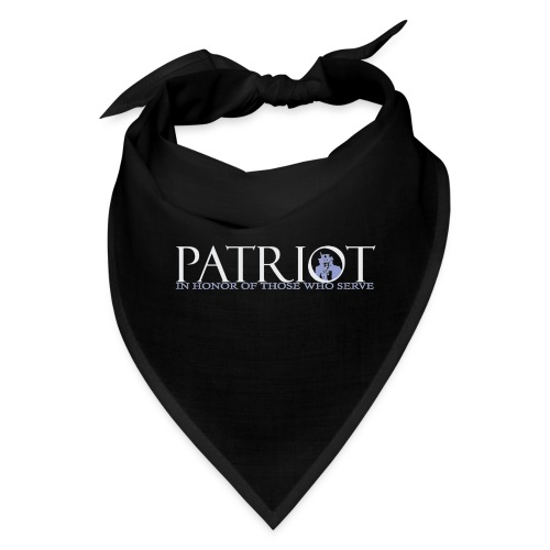 PATRIOT-SAM-USA-LOGO-REVERSE - Bandana
