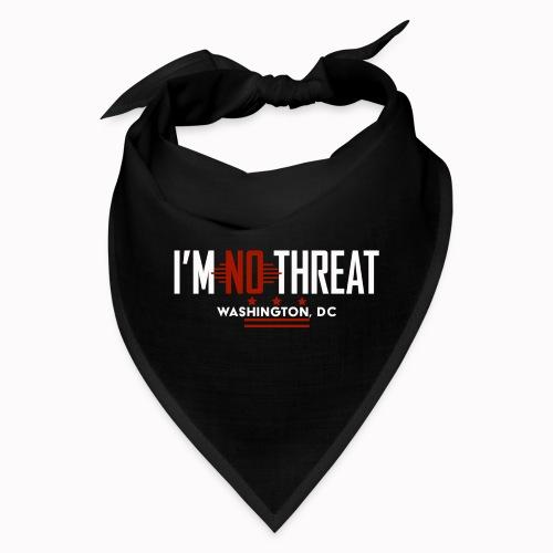 I'm No Threat: Washington, DC - Bandana