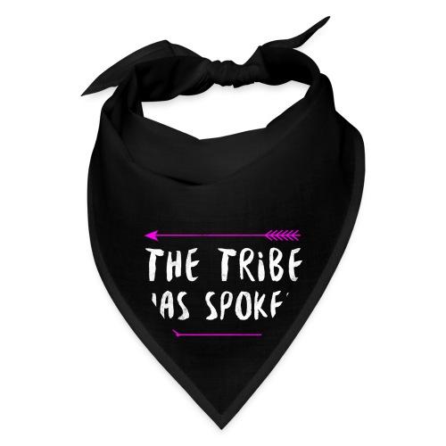The Tribe Has Spoken - Bandana