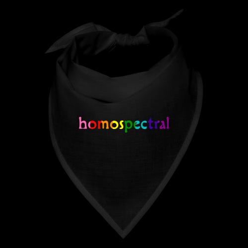 homospectral - Bandana