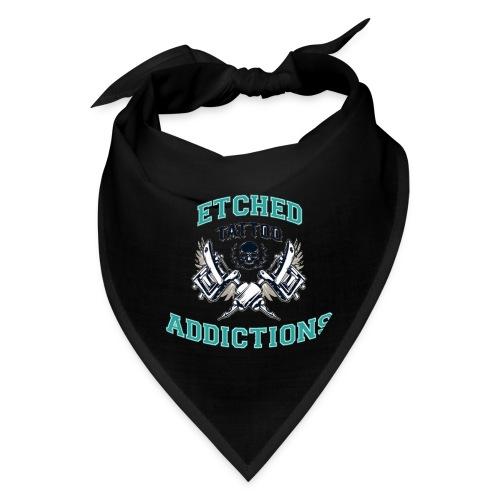etched addictions - Bandana
