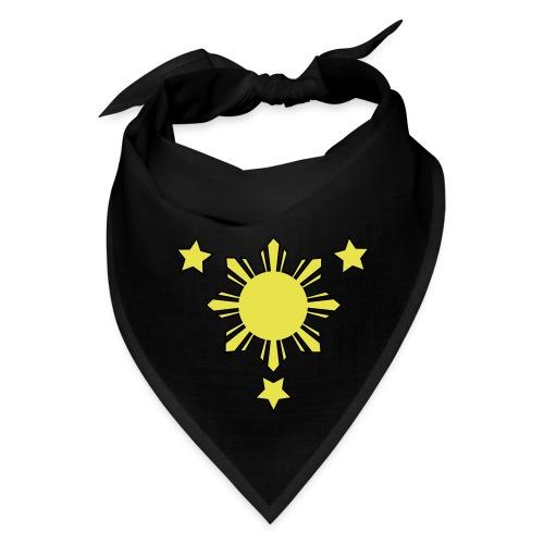 3stars and sun Vector - Bandana