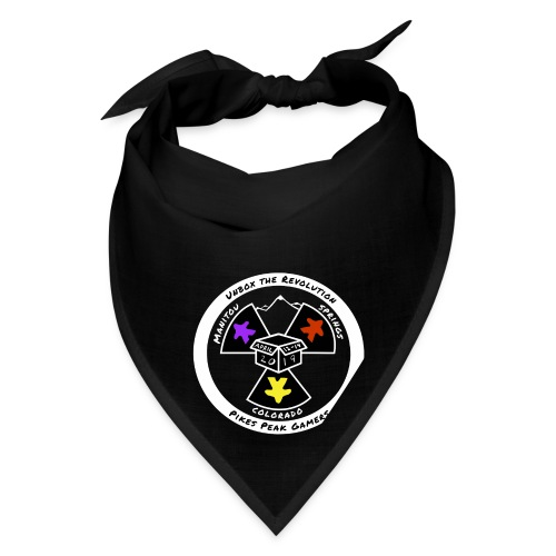 Pikes Peak Gamers Convention 2019 - Accessories - Bandana