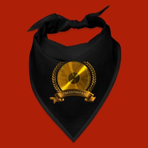 WITNESSTHEFAME GOLD ARTS SEAL - Bandana