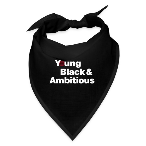 YBA Black Shirt2 - Bandana