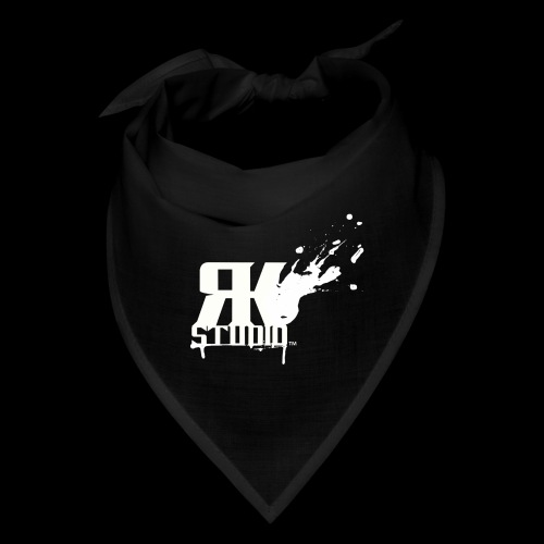 RKStudio White Logo Version - Bandana